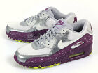 Nike Wmns Air Max 90 Running Wolf Grey/Light Base Grey-Bright Grape 325213-030