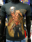 CANNIBAL CORPSE Official Uni-Sex Tee Shirt SKULL BUTCHER