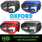 Oxford 2014 X60 Lifetime Panniers - Motorcycle luggage