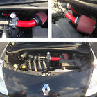 Mk 3 Renault Clio Model Induction Kit Mk Iii Blue Red Black Hoses Ducting Filter