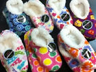 Snoozies Foot Coverings Slippers Super Soft- Great Mother's Day Gift!