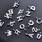 Sterling Silver Alphabet Letter Genuine Solid 925 Initials Charms Personalised