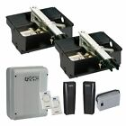 FAAC 770 Underground Electric Gates Automation Kit - 68/10 - 68/101
