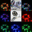 5M Waterproof 300 SMD LED Warm White RGB Red Blue Amber Flexible Light Strip
