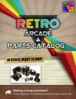 RetroArcade.us Complete Arcade Game Parts Catalog Jamma and Mame parts and More!