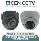 CEN CCTV Analog & AHD Sony CMOS 1/3 IR Fixed & Varifocal Security Dome Cameras