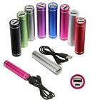 2600mAh Portable Power Bank External Battery Charger For Various Mobile Phones