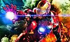 LEINWAND BILD BILDER XXL POP ART IRON MAN COMIC AVENGERS X MEN THOR BIS 150x90