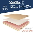 Materasso Singolo Easy Memory - 100% Made in Italy by Baldiflex