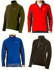 Berghaus Spectrum Micro Half Zip Fleece in Blue, Red, Green & Black/Grey: S-XXXL
