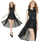 Ever Pretty 2016 Party Cocktail Casual Party Summer Black Dress 08275 10 12 14