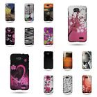 For LG Optimus L90 Thin Protective Hard Rubber Snap On Design Phone Cover Case