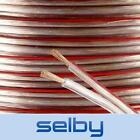 25m 50m 100m Home Theatre Speaker Cable 16AWG OFC Figure 8