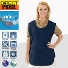 Adult Unisex  Navy Popover Apron Party Kitchen Cleaning Cooking BBQ Grill Chef