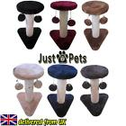 CAT KITTEN DELUXE PLAY TREE FUN ACTIVITY CENTRE SISAL POST SCRATCHING JUST4PETS