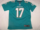 Nike Youth Miami Dolphins #17 Ryan Tannehill Jersey NWT