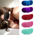 3D Eye Mask Soft Sponge Cover Travel Sleep Rest Shade Blinder Blindfold Sleeping