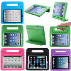 ipad mini retina black - Kids Shock Proof Foam Case Handle Cover Stand for iPad 2 3 4 5 Mini Retina