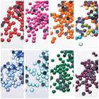 Wholesale 1000pcs DMC SS10 3mm Hotfix Iron On Flatback Crystal Rhinestones