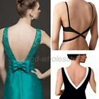 Lady's Backless V Conversion Solution Low Back Bra Strap Extender