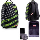 SPRAYGROUND ZAINO CARTELLA BACKPACK PER PC PORTATILE TABLET IPAD BAG BORSA ZAINI