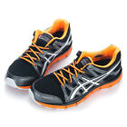 ASICS GEL-BLUR 33 2.0 Running Shoes Black/White/Orange T2H3N-9001 #G120 + GIFT!!