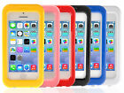 PC Waterproof Shockproof Dust Proof Shell Skin Case Cover For iPhone 5 5S 5C 4S