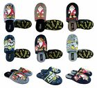 Mens Disney Novelty Slippers Funky Funny Lovely Present Sizes 5 6 7 8 9 10 11 12