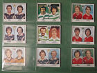 Panini Football 1980 Trade Cards  -Select From Below
