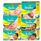 Pampers Swaddlers Diapers Newborn Size 1 2 3 4 5  PICK ANY SIZE & COUNT