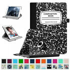 For Apple iPad Air (2013) A1474 A1475 Case 360° Rotating Case Cover Auto Wake
