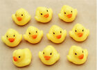 Cute Kid's Boys Girls Floating Rubber Duck Baby Shower Favors Gifts Sound Toys