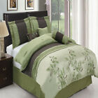Pasadena Sage 7-Piece Luxury Comforter Set