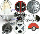 Pokemon World of Warcraft Avengers Hydra Star Trek Deadpool X Men Belt Buckle