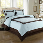 Hotel Egyptian Cotton Duvet Cover Set - 4 Colors!
