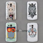 Popular PC Hard Case Cover Skin fits f. Samsung Galaxy Trend Duos S7562 S7560