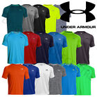 Under Armour Mens HeatGear Tech Short Sleeve Training T-Shirt - 1228539