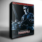 TERMINATOR 2 FILM POSTER GICLEE CANVAS WALL ART PRINT *Choose your size
