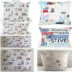 43cm  Nautical Themed  Filled Cushion ,St Ives, Postcard, Beach hut, Padstow,