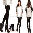 Wholesale Fashion Korean Thickening One Size Warm Leggings Skinny Trousers MY0