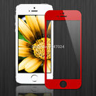 New Iphone 5  colored tempered glass 9H