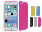 4.7 inch Ultra Thin 0.3mm Clear Hard Back Shell Skin Case Cover For iPhone 6