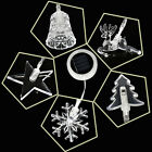 20LED Solar Powered Fairy Xmas String Light Strip Lamp Deer/Tree/Star/Snowflake