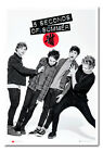 5Sos 5 Seconds Of Summer Leaning Magnetic Notice Board Includes Magnets
