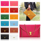 New Womens Envelope Clutch Chain Purse Fashion Handbag Tote Shoulder Hand Bag