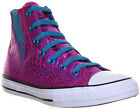 13547 Converse 645115 Junior Canvas Trainers