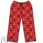 Mens Lounge Pants, Manchester United, Mens Pyjama Bottoms, Mens Pyjamas, Red