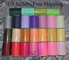 "TULLE ROLL SPOOL 6""x100 YDS  TUTU WEDDING BOW GIFT CRAFT D"