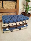Lovely and Thick Sherpa Fleece Pet Blankets large medium soft dog