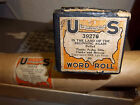 US player piano roll In the land of the Beginning again cool collectible!